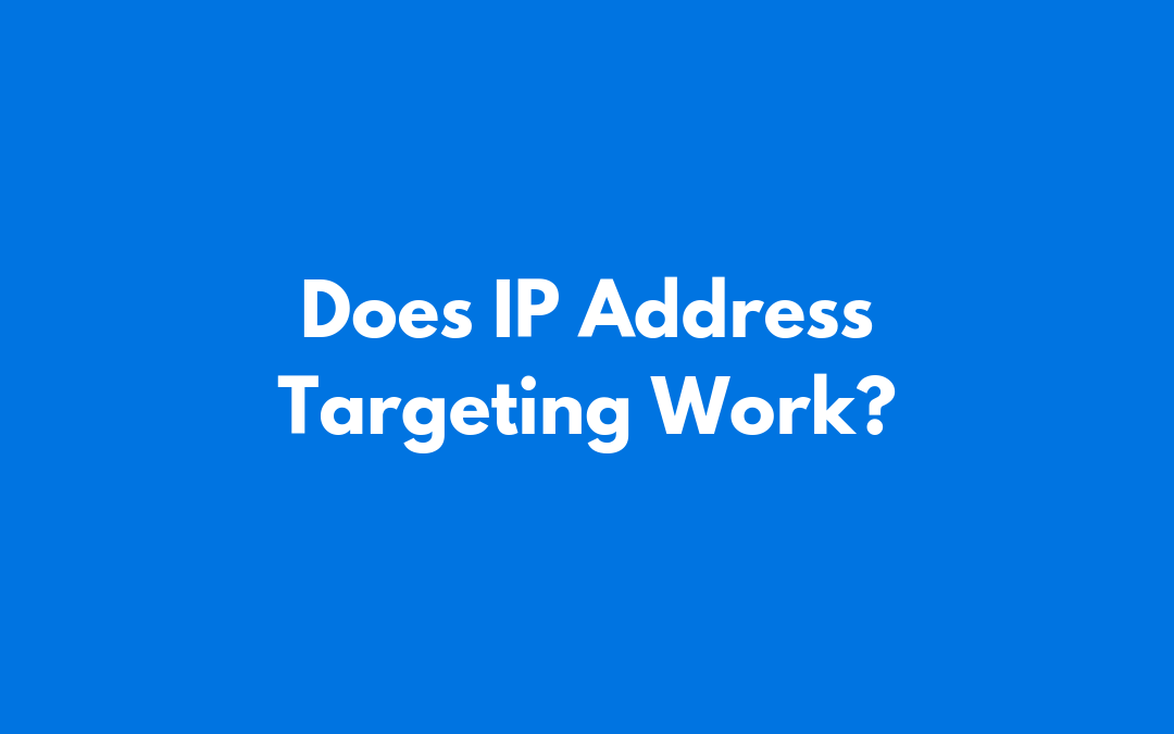 What Does 192 Mean In An IP Address?